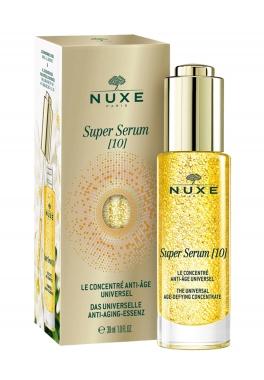 Super Serum [10] - Nuxe - Sérum à l'acide hyaluronique : correction rides, fermeté, taches