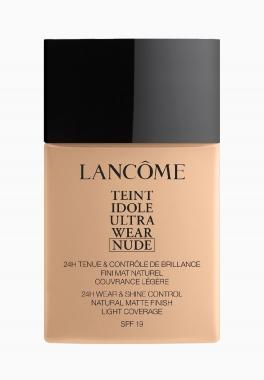 Teint Idole Ultra Wear Nude - Lancôme - Fond de teint - couvrance légère naturelle & matité longue tenue - jusqu'à 24 heures
