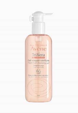 TriXera Nutrition - Avène - Gel nettoyant nutri-fluide visage et corps