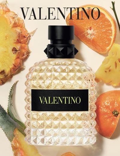Parfum Uomo Born in Roma Yellow Dream